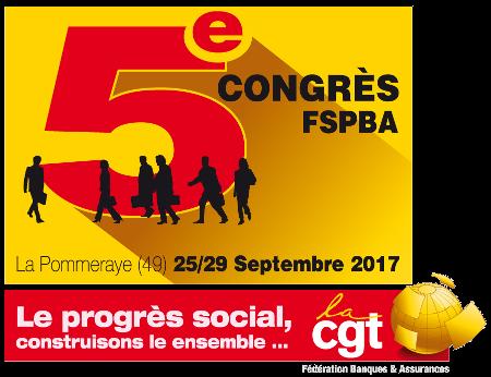 5e congrès FSPBA CGT